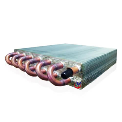 Dehumidifier coil