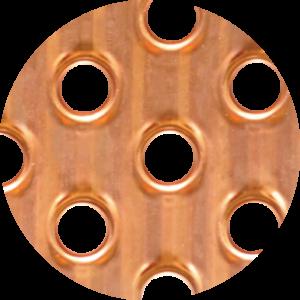 copper fin