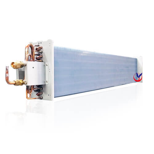 cooling coil of ventilation